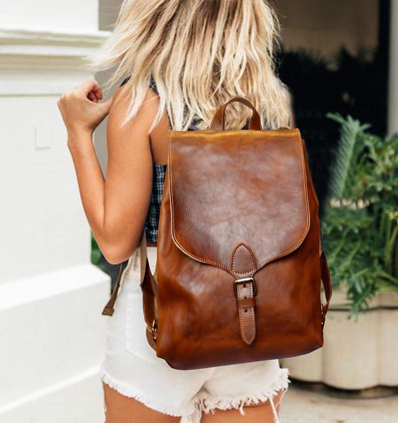 elegancki plecak
