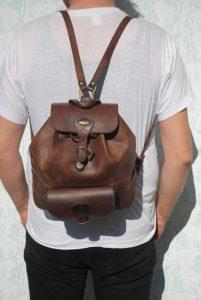 mini plecaczek